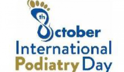 SAVE THE DATE: Internationale Dag van de Podologie - 8 oktober 2019